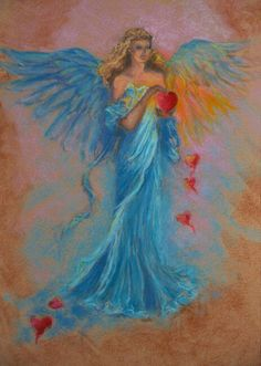 Love Angel by Brenda Boles