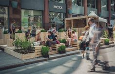DESIGN/WOOD exhibition at Fashion & Design Festival by Tuxedo, Montreal