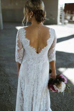 aae0fd901427 Claire Pettibone Patchouli real bride  lace Νυφικά