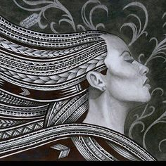 list of samoa artists Polynesian Designs, Polynesian Art, Maori Designs, Polynesian Culture, Tattoo Designs, Tribal Designs, Polynesian Tattoos, Tattoo Ideas, Hawaiian Art