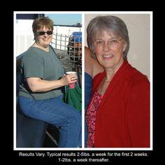Betsy's Success Story!