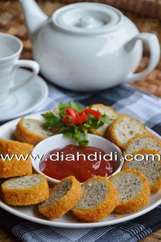 Diah Didi's Kitchen: Rollade Ayam Jamur