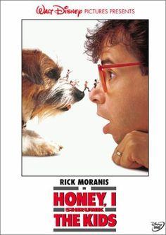 "FULL MOVIE! DISNEY'S ""Honey, I Shrunk the Kids"" (1989) | Jerry's Hollywoodland Amusement And Trailer Park"