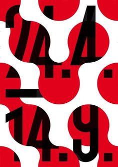 Poster Design Poster series for The Wanderlust by Swiss designer Felix Pfäffli, 2014 Graphic Design Posters, Graphic Design Typography, Graphic Design Illustration, Graphic Design Inspiration, Japanese Typography, 3d Typography, Typo Poster, Typographic Poster, Poster Layout
