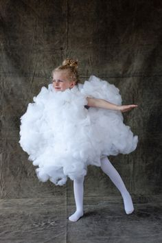 DIY Cloud Costume | Oh Happy Day!