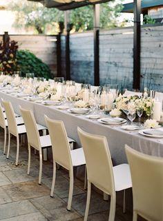 Modern Elegant Bardessono Wedding