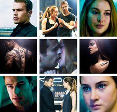 FOURTRIS ~Divergent~ ~Insurgent~ ~Allegiant~