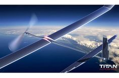 Google Is Testing Solar-Powered Drones To Supply 5G Internet From The Air   IFLScience