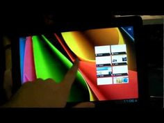 The Archos Arnova FamilyPad is a 13.3-inch 1280x800 Tablet from Archos, probably to be released  in December of this year. Pricing looks to start 299 Euros for the European continent, £275 for the UK, and US$349 for the United States. Specifications include a 1GHz processor, 1GB RAM, and 8GB of storage.