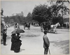 "Central Park, summer 1894. Photo via <a href=""http://collections.mcny.org/C.aspx?VP3=CMS3&VF=SearchDetailPopupPage&VBID=24UP1GYNLM63&PN=1&IID=2F3XC58H6D_L"">MCNY</a>"