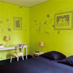 peinture anis pour mur - Bing images