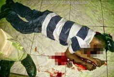 Blog Paulo Benjeri Notícias: Mecânico de 53 anos é morto a bala no interior de ...