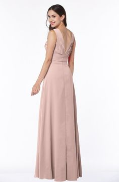2db1b3f8f85 Mature A-line Zipper Chiffon Paillette Plus Size Bridesmaid Dresses Dusty  Rose Bridesmaid Dresses
