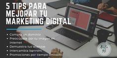 Actualmente, todos los #emprendedores comienzan a tomar consciencia de la necesidad de involucrarse en el mundo #digital, pues quien se mantenga afuera de éste, se pierde de muchos nuevos nichos que comienzan a migrar a las nuevas tecnologías.  Hoy hemos desarrollado los 5 mejores consejos para desarrollar una #estrategia de #marketing digital Digital Marketing, The World, Digital Marketing Strategy, Marketing Strategies, Catchphrase, Future Gadgets