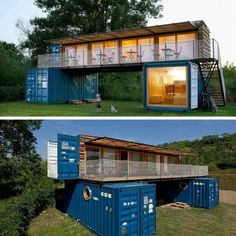 CONTAINHOTEL shipping container hotel