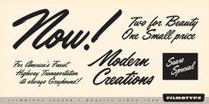 Image result for 1940's font