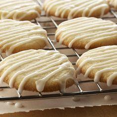 McCormick's Lemon Clove Cookies