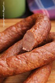My Favorite Food, Favorite Recipes, Kielbasa Sausage, Polish Recipes, Polish Food, How To Make Sausage, Smoking Meat, Hot Dog Buns, Lamb
