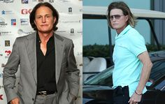 #BruceJenner debuts dramatic new look