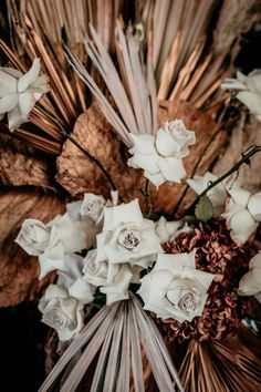 Dried and Fresh Flower wedding flowers Auckland New Zealand by Blossom and Wild Photo by Ses and Jen Modern Wedding Flowers, Floral Wedding, Auckland New Zealand, Gold Wedding Invitations, Floral Style, Event Styling, Fresh Flowers, Art Direction, Earthy