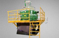 KOSUN vertical centrifuge