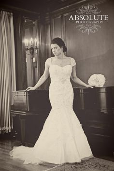 Aldredge House Dallas Bridal Session - Absolute Photography