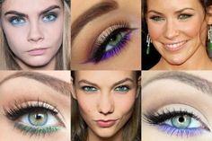 Красотки, впереди череда вечеринок, поэтому мы хотим вам рассказать о варианте очень стильного макияжа глаз!   Макияж глаз