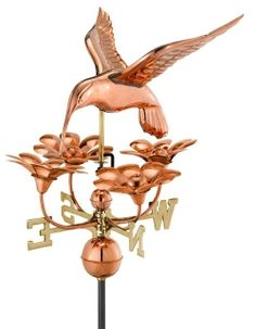 Weather vanes, or as some people reffer to them, wind vanes, may be discovered in all shapes, dimensions and material.
