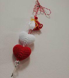 💖⚪💖🔴💖 #amigurumis #мартеница #amigurumi #toys #crochettime #lovecrochet #knittingtime #knitlife #bhooked #crocheting #crochetaddict… Amigurumi Toys, Love Crochet, Crocheting, Crochet Earrings, Drop Earrings, Knitting, How To Make, Handmade, Instagram