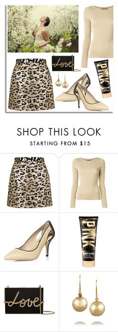"""""""Leopard"""" by soleuza ❤ liked on Polyvore featuring Topshop, Dolce&Gabbana, Dorothy Perkins, Lanvin, Ippolita, women's clothing, women's fashion, women, female and woman"""