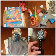 OneSixthAvenue: How to Make a Lamp...