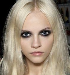 maquillaje grunge 1