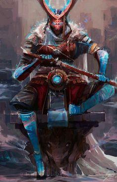 Image result for high tech samurai armor