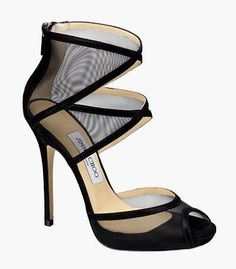 Love these shoes! Could never afford them, but LOVE them! Jimmy Choo, Katima sandals.