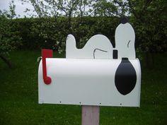 Neuheit-Postfächer - Snoopy Postfach