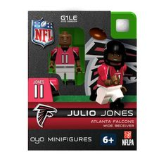 NFL Atlanta Falcons Julio Jones Figurine -- Check this awesome product by going to the link at the image.