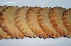 recette Sablés à la cannelle Pan Dulce, Mini Desserts, Biscuit Cookies, Beignets, Biscotti, Apple Pie, Good Food, Fun Food, Sweet Tooth