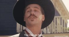 Val Kilmer as Doc Holliday ❤❤❤ Tombstone Movie Quotes, Tombstone 1993, Videos Funny, Funny Memes, Princes Of The Universe, Im Your Huckleberry, Doc Holliday, Val Kilmer, My Life Style