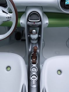 Smart Forspeed Concept Interior