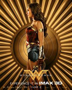 Wonder Woman - Gal Gadot as Princess Diana
