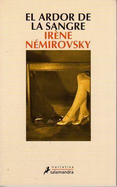Un libro al día: Colaboración: El ardor de la sangre de Irene Nemir...