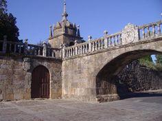 Plaza de Fefiñáns (Cambados, Pontevedra) - Ruta do Viño Rías Baixas