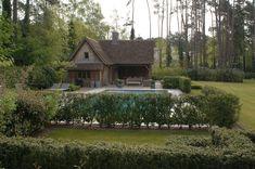 Livinlodge classic ronse: afwerking livinlodge houten bijgebouwen