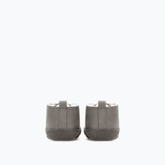 ZARA - SALE - LINED LEATHER BOOT
