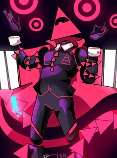 how truly Barracuda died by pilotme on DeviantArt Geometry Shape, I'm Still Here, Maker Game, Bill Cipher, Fantasy, Beats, Video Games, Deviantart, Shapes