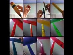 """Stand By Me"" -- MadPad Remix -- Boomwhacker Performance by Erin Martinez.. PITCHED.. and non-Pitched together"