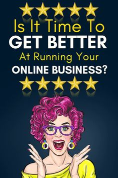 Is It Time To Get Better at Running Online Business Start Up Business, Business Tips, Online Business, Online Marketing Strategies, Digital Marketing Strategy, Affiliate Marketing, Make Money Online, How To Make Money, Thank You Email