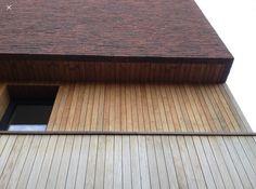 verbouwing woning te Wilrijk ontwerp Isabelle Van Lierop (Ring Partners Architecten) iov a1 architecten  steenstrips - hout