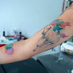 Unicorn Tattoos | POPSUGAR Love & Sex