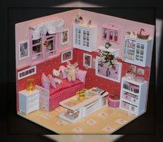 Blythe Diorama